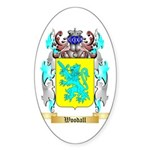 Woodall Sticker (Oval 50 pk)