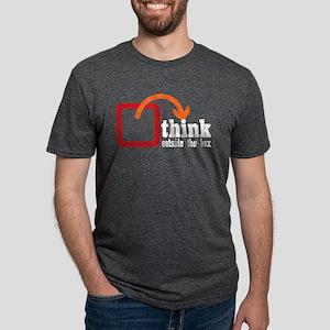Think Women's Dark T-Shirt