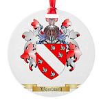 Wombwell Round Ornament