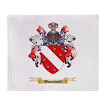 Wombwell Throw Blanket