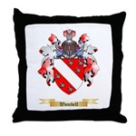 Wombell Throw Pillow