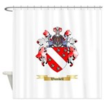 Wombell Shower Curtain