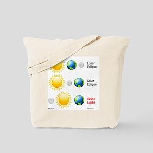 Eclipse? Apocalypse! Tote Bag