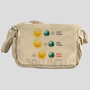 Eclipse? Apocalypse! Messenger Bag