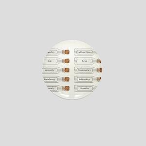 Alternative Health Remedies Mini Button