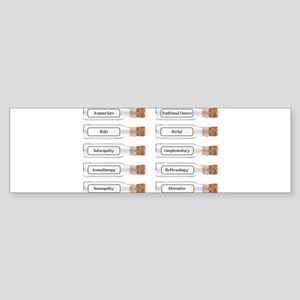 Alternative Health Remedies Bumper Sticker