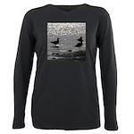 Gulls Wading T-Shirt