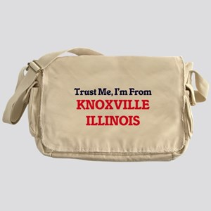 Trust Me, I'm from Knoxville Illinoi Messenger Bag