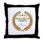 logoepa Throw Pillow