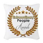 logoepa Woven Throw Pillow