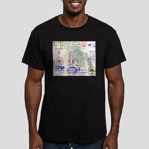 Camino De Santiago Sellos T-Shirt