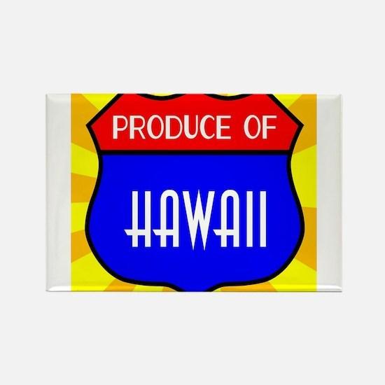 Produce Of Hawaii Shield Magnets