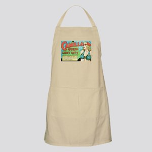 Camilla: Queen of the Lost City Apron