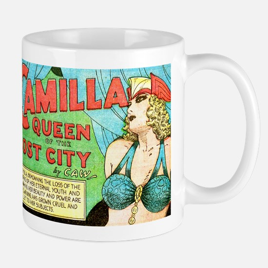 Camilla: Queen of the Lost City Mugs