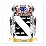 Wolston Square Car Magnet 3