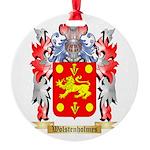Wolstenholmes Round Ornament