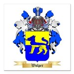 Wolper Square Car Magnet 3