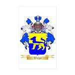 Wolpa Sticker (Rectangle 50 pk)