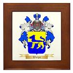 Wolpa Framed Tile