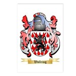 Wollring Postcards (Package of 8)