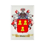 Woller Rectangle Magnet (100 pack)