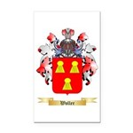 Woller Rectangle Car Magnet