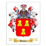 Woller Small Poster