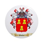 Woller Round Ornament