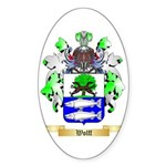 Wolff Sticker (Oval)