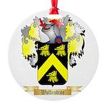 Wolfendine Round Ornament