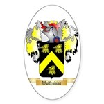 Wolfendine Sticker (Oval 50 pk)