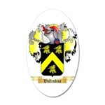 Wolfendine 35x21 Oval Wall Decal