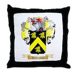 Wolfendine Throw Pillow