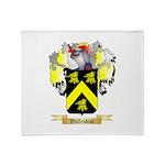 Wolfendine Throw Blanket
