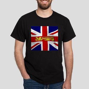 British Lion On The Union Jack Flag T-Shirt