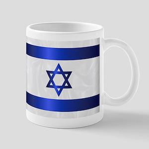 Israel Star Of David Flag Mugs
