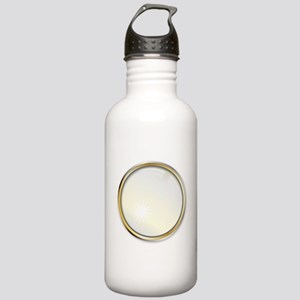 Magnifying Lens Stainless Water Bottle 1.0L