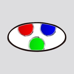 Round RGB Web Icons Patch