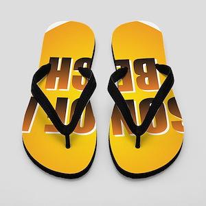 SON OF A BEACH Flip Flops