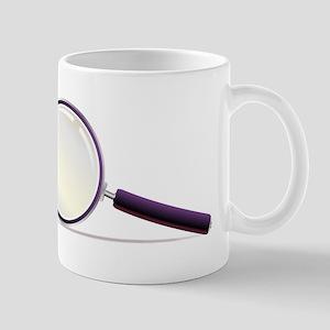 Magnifying Glass Mugs