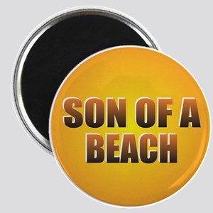 SON OF A BEACH Magnets