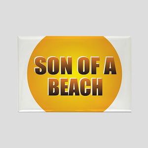 SON OF A BEACH Magnets