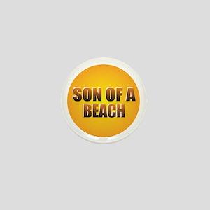 SON OF A BEACH Mini Button
