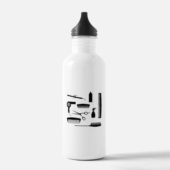 Salon Tools Water Bottle
