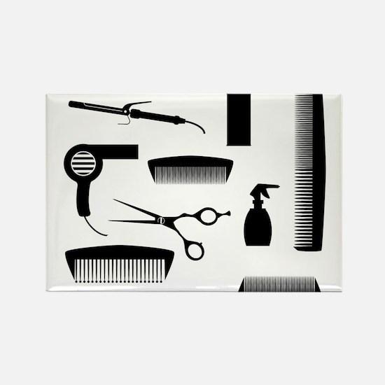 Salon Tools Magnets