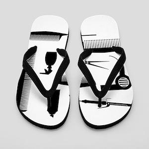 Salon Tools Flip Flops