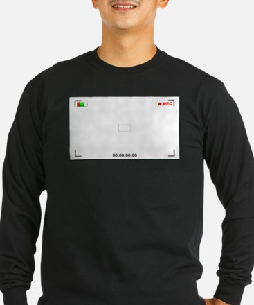 Viewfinder View Long Sleeve T-Shirt