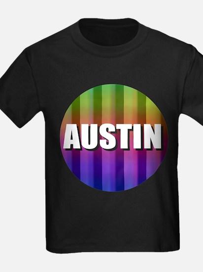 Austin Rainbow T-Shirt
