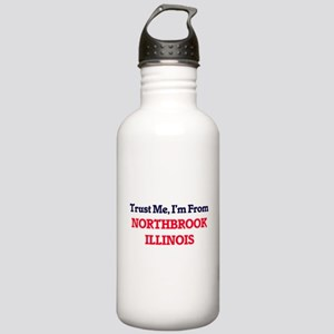 Trust Me, I'm from Nor Stainless Water Bottle 1.0L