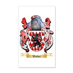 Wolder 20x12 Wall Decal